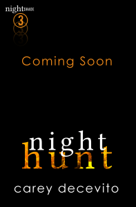 Night Hunt - Coming Soon Cover